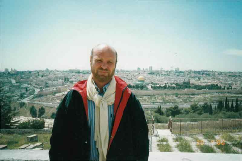 Сергей Матвеев. Иерусалим