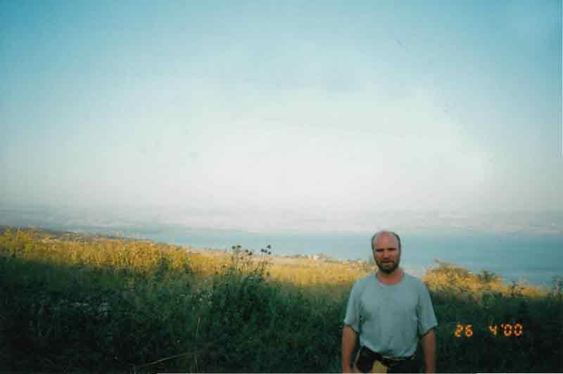 Сергей Матвеев. Море Галилейское