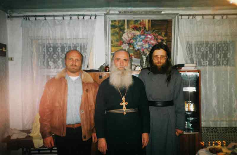 Сергей Матвеев. о. Модест