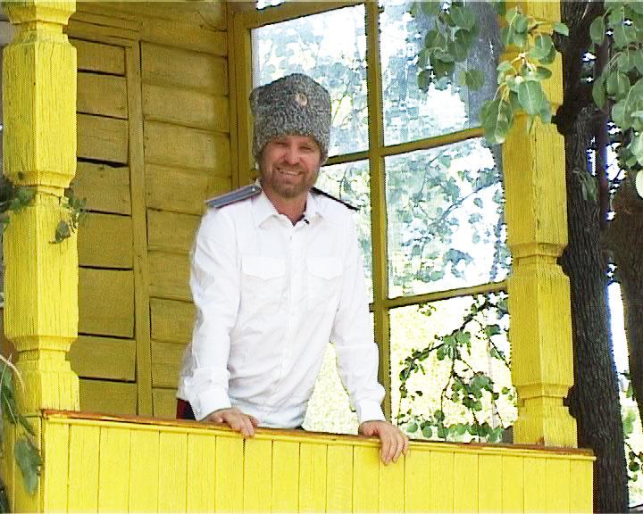 Сергей Матвеев. Утро