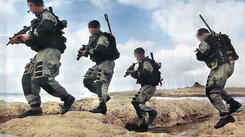 Спецназ Израиля