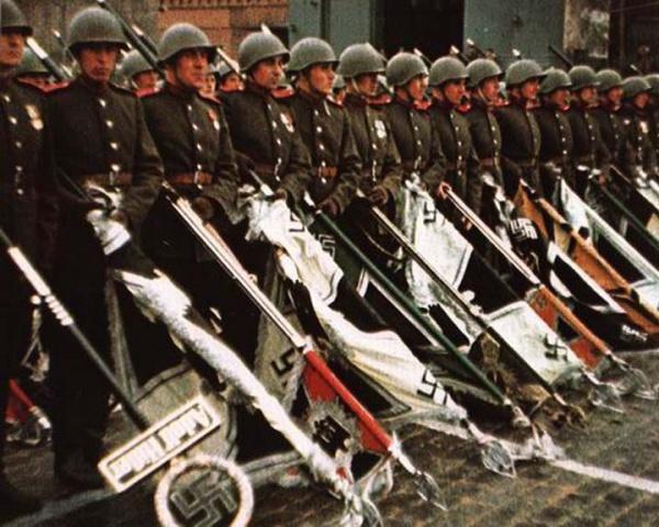 Сергей Матвеев. Фашизм