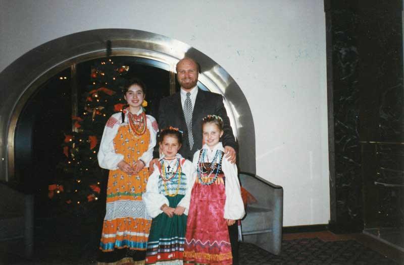 Сергей Матвеев. Рождество